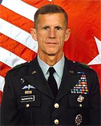 LTG Stanley McChrystal