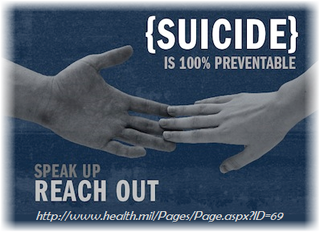 Suicide prevention 100%
