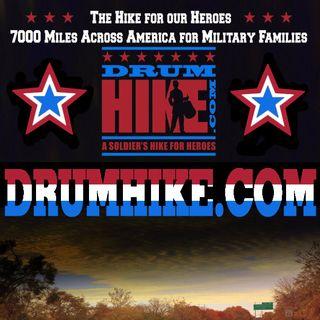 Drum hike rwb