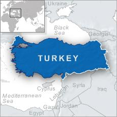 Turkey+Curious+Map