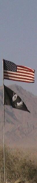US-POW Flags
