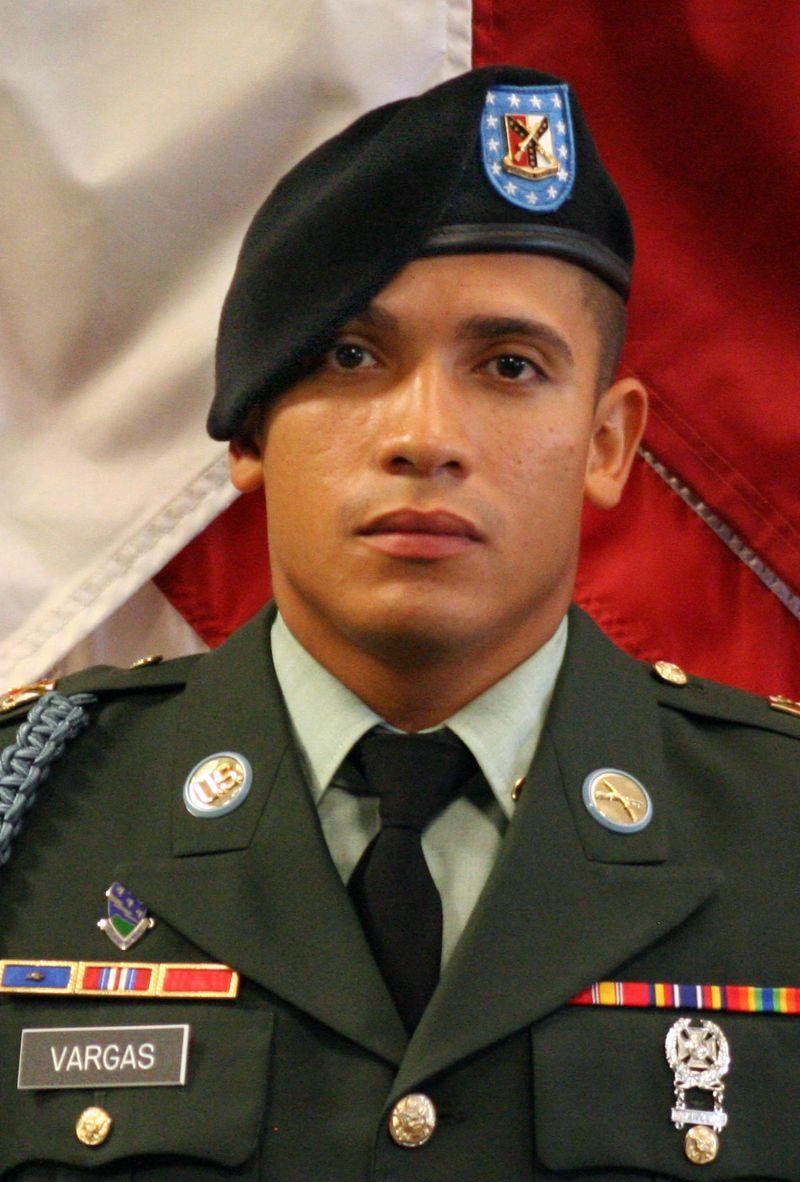 SPC Anthony Vargas