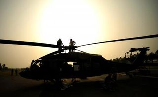 UH-60 16th CAB Pakistan