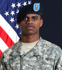 PFC William Dawson
