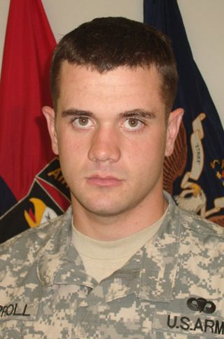 SPC Jacob C Carroll