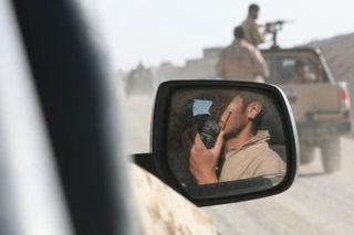 Afghan Truck Training