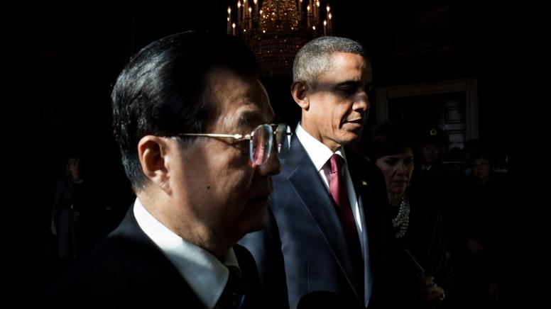 Obama Hu Dark