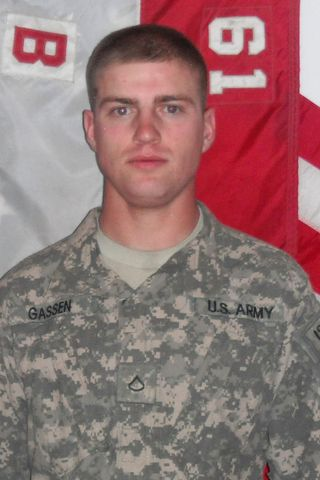 PFC Jacob Gassen