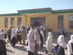 Khowst Girls School