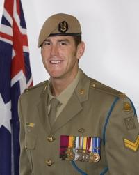 Australian Army Awards Corporal Benjamin Roberts-Smith Victoria ...