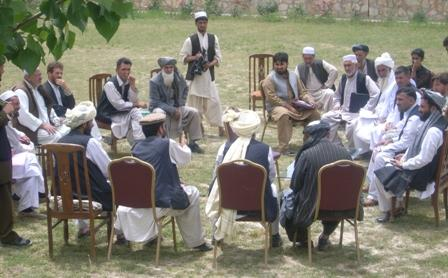Jalrez Wardak Shura