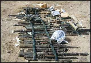 Weapons Cache