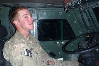 SPC Christopher G Stark