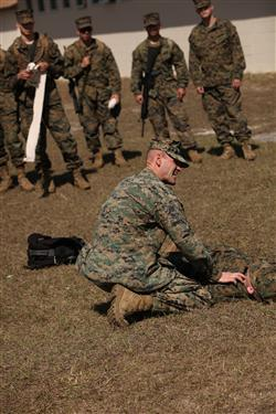 Corpsman up!