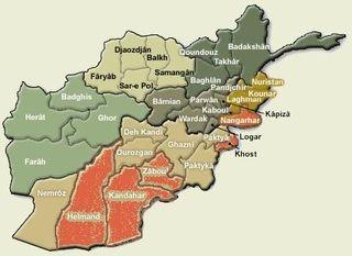 AfghanProvinceRegion