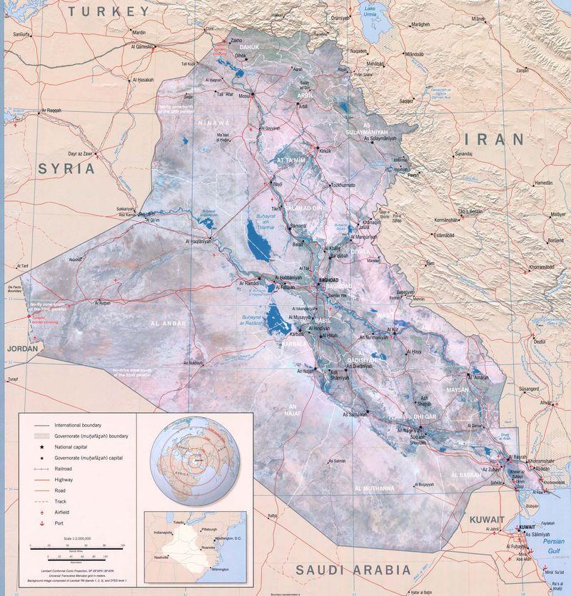 Iraq_map_2003