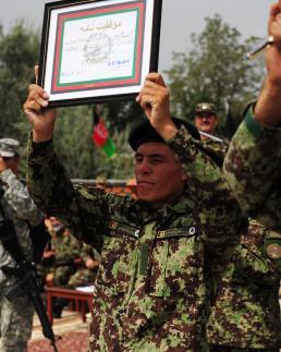 Literate Afghan