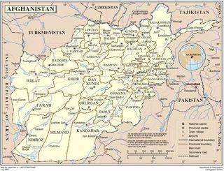 Afg Map