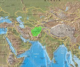 Central Asia 2003 AStan