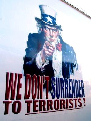 WeDontSurrenderToTerrorists