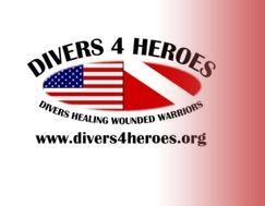 Divers 4 Heroes Logo