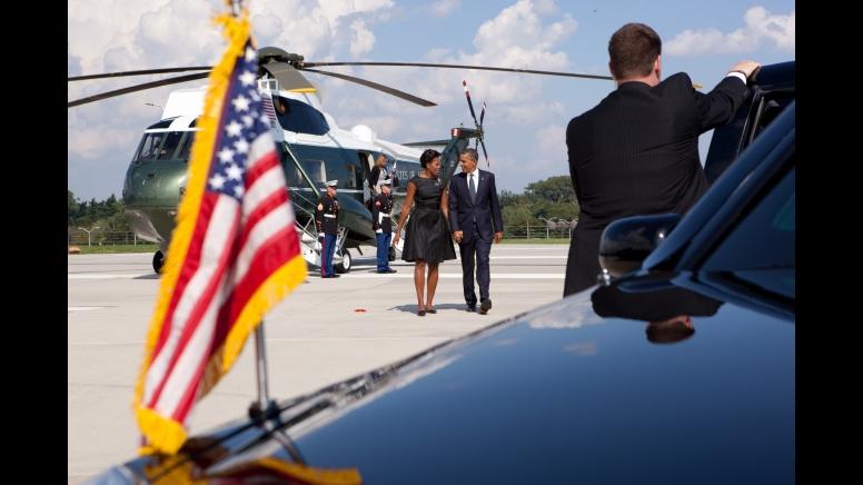 Obamas Marine1