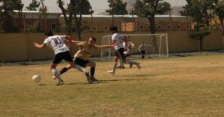 ISAF-ANA Soccer