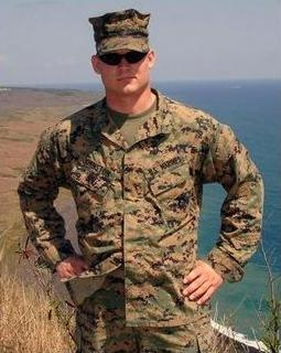 Gary S. Johnston, USMC