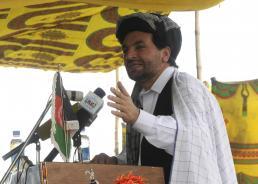 Khost Gov Abdul Jabbar Naeemi