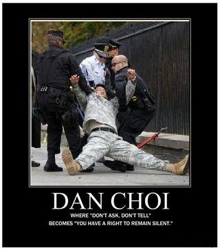 Dan Choi courtesy This Ain't Hell