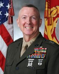 MG Steven A Hummer USMC
