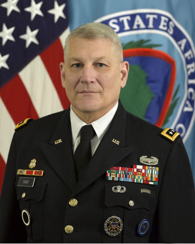 Gen Carter Ham