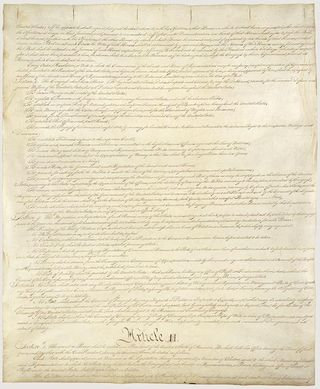 US Constitution p2