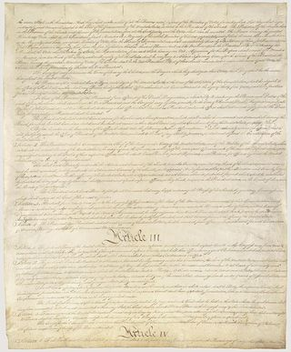 US Constitution p3
