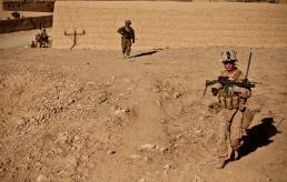 B-1-6 Marines Kajaki Helmand