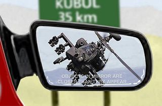 Apache in mirror