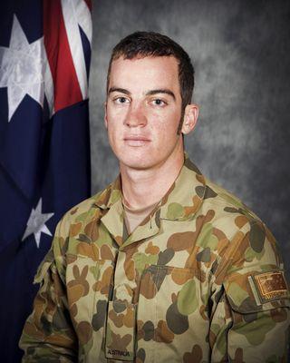 Pvt Matthew Lambert
