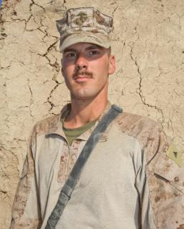 LCpl Matthew T Earle