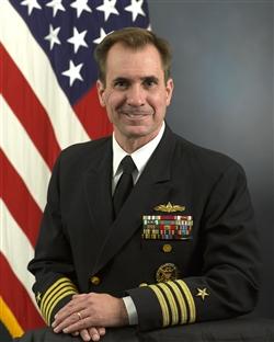 USN Capt John Kirby