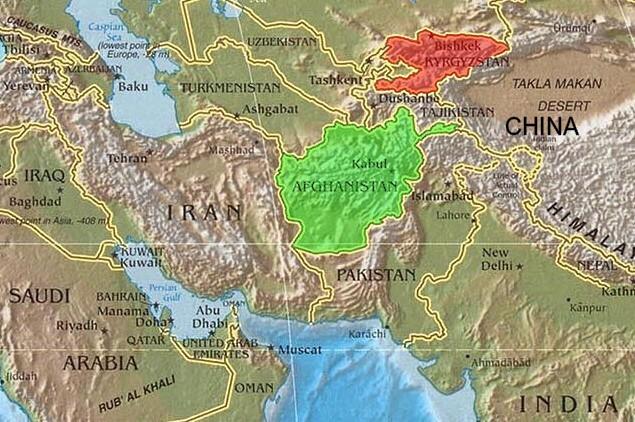 Central Asia 2003 KyrgStan-z1