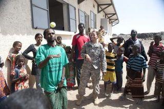 Balho School Djibouti SPC Tiffany Larriba