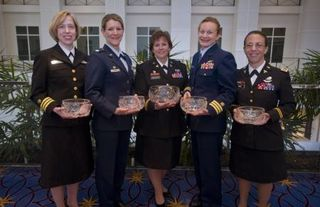 Female Med Officers