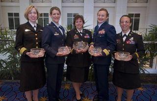 Female Med Officers