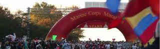 MCM 2011 Start Line