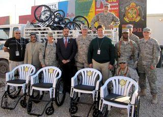 Wheelchairs Karbala