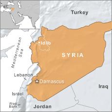 Syriamap