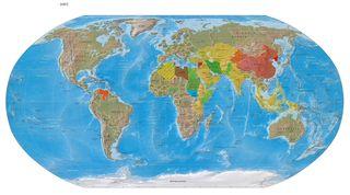 World Map 2011-Enemies-Struggles