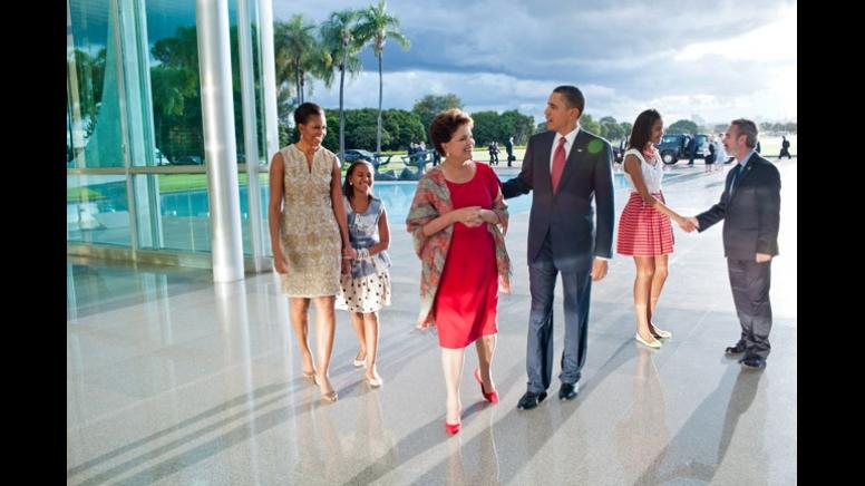 Obama-Brazil-Pres Rousseff