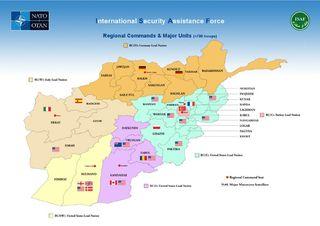 Afghan AOR
