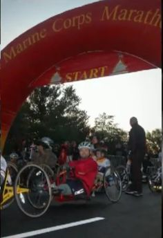 TSF Cyclist Start 2011 MCM
